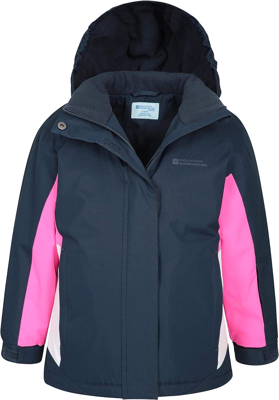 Winter Snow Coat for Snowboarding Mountain Warehouse Honey Kids Ski Jacket