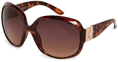 Eyelevel Damen Sonnenbrille Oversized - Schwarz - Black - Einheitsgröße x2QQRVJ