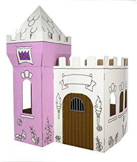 Amazoncom My Very Own House Coloring Playhouse Cottage Toys