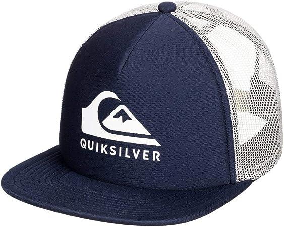 Quiksilver Foamslayer - Gorra Trucker para Hombre - Cap Hombre ...