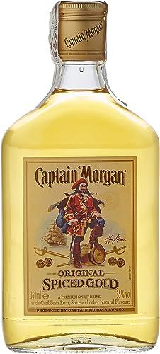 Captain Morgan Spiced Gold 35º - 350 ml