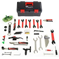 Bikehand 37pcs Bike Bicycle Repair Tool Kit with Torque Wrench - Quality Tools Kit Set for Mountain Bike Road Bike…