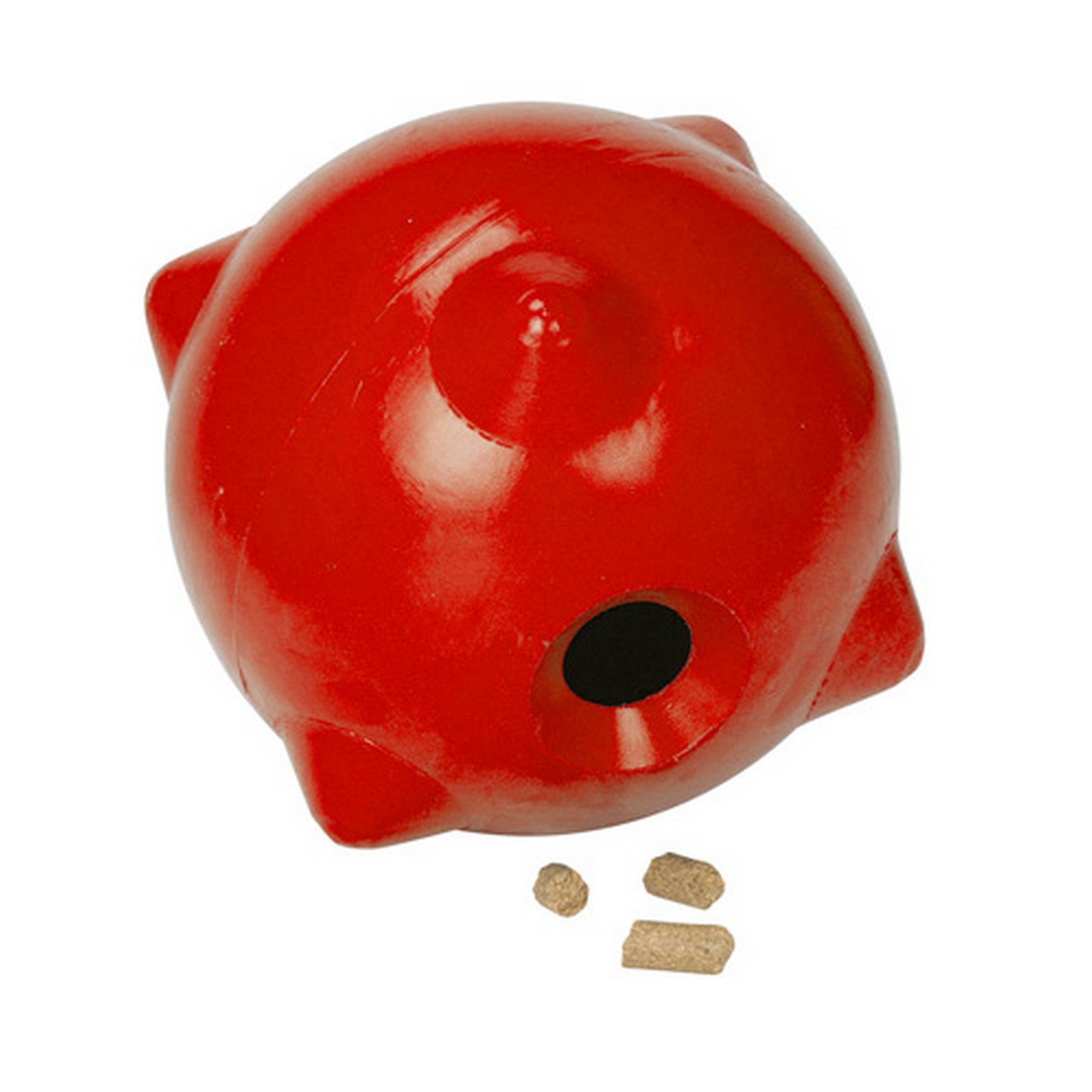 Stubbs Horsey Ball (One Size) (Red)