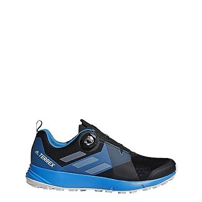 save off 9c157 166eb adidas Terrex Two Boa Scarpe da Trail Running Uomo, Nero (NegbásGriuno