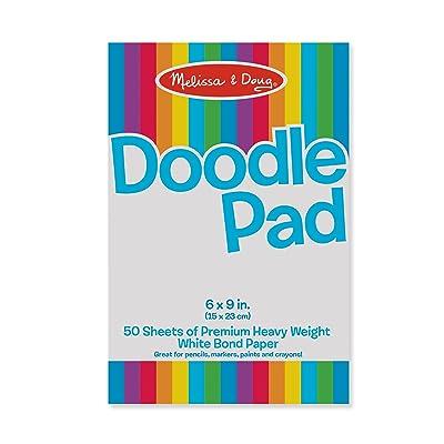 Melissa & Doug Doodle Pad (6 x 9 inches): Melissa & Doug: Toys & Games