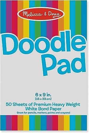 Melissa & Doug Doodle Pad (6 x 9 inches)