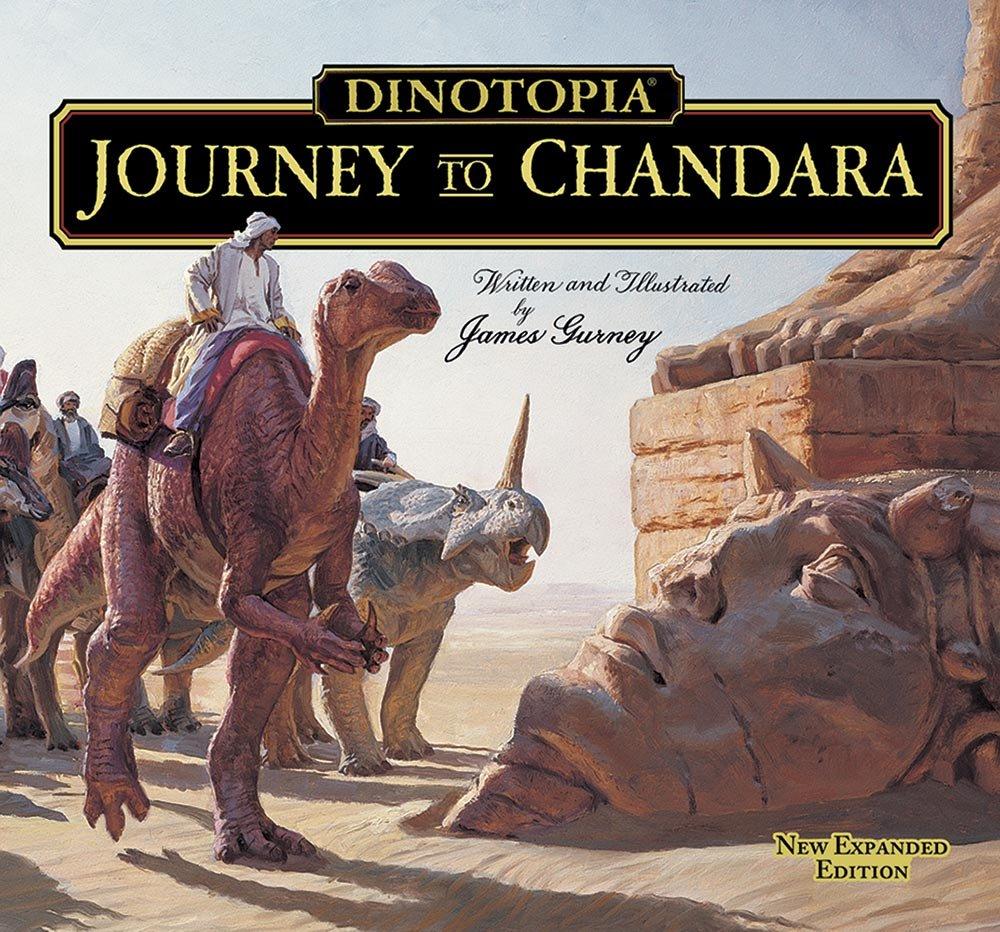 Dinotopia: Journey To Chandara (Calla Editions) by Calla Editions (Image #1)