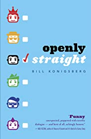 Openly Straight (English Edition)