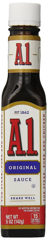 A.1. Original Steak Sauce (5 oz Bottle)