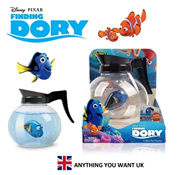 Bailey Finding Dory Robo Fish Brand New In Box