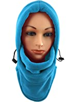 Nova Sport Wear Fleece Balaclava/Hooded Face Mask/Neck Warmer/Ski & Snowboard Mask/Wind Protector/Multipurpose Cold Weather Gear For Men & Women