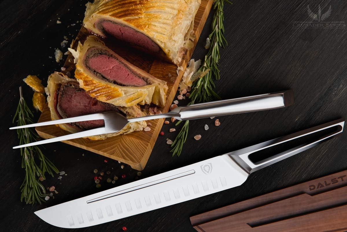 Carving Knife & Fork