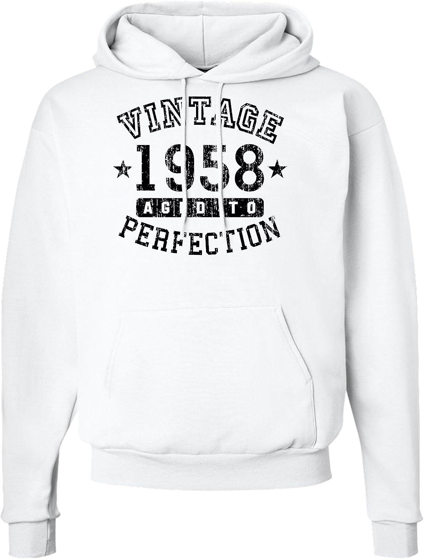 Vintage Birth Year Hoodie Sweatshirt Brand TooLoud 1927