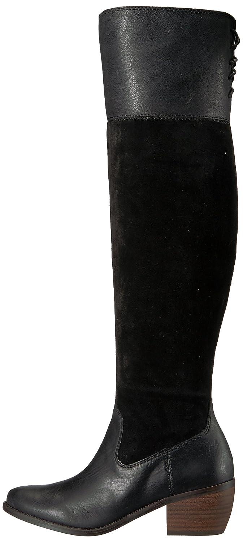 Lucky Brand Women's Komah Fashion Boot B07146KS5W 9.5 B(M) US|Black