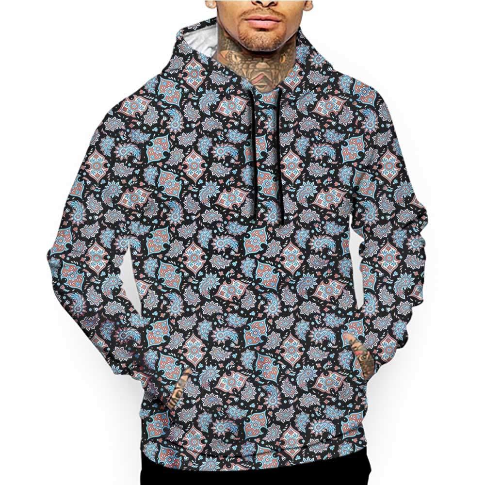 Hoodies Sweatshirt/Men 3D Print Owls,Owls Couple Family Portrait,Sweatshirts for Women Hoodie Pullover