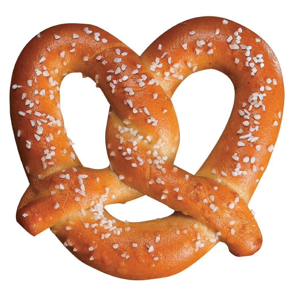 Mister Twister Twisty Soft Pretzel, 3.5 Ounce -- 100 per case. by J and J Snack Foods (Image #1)