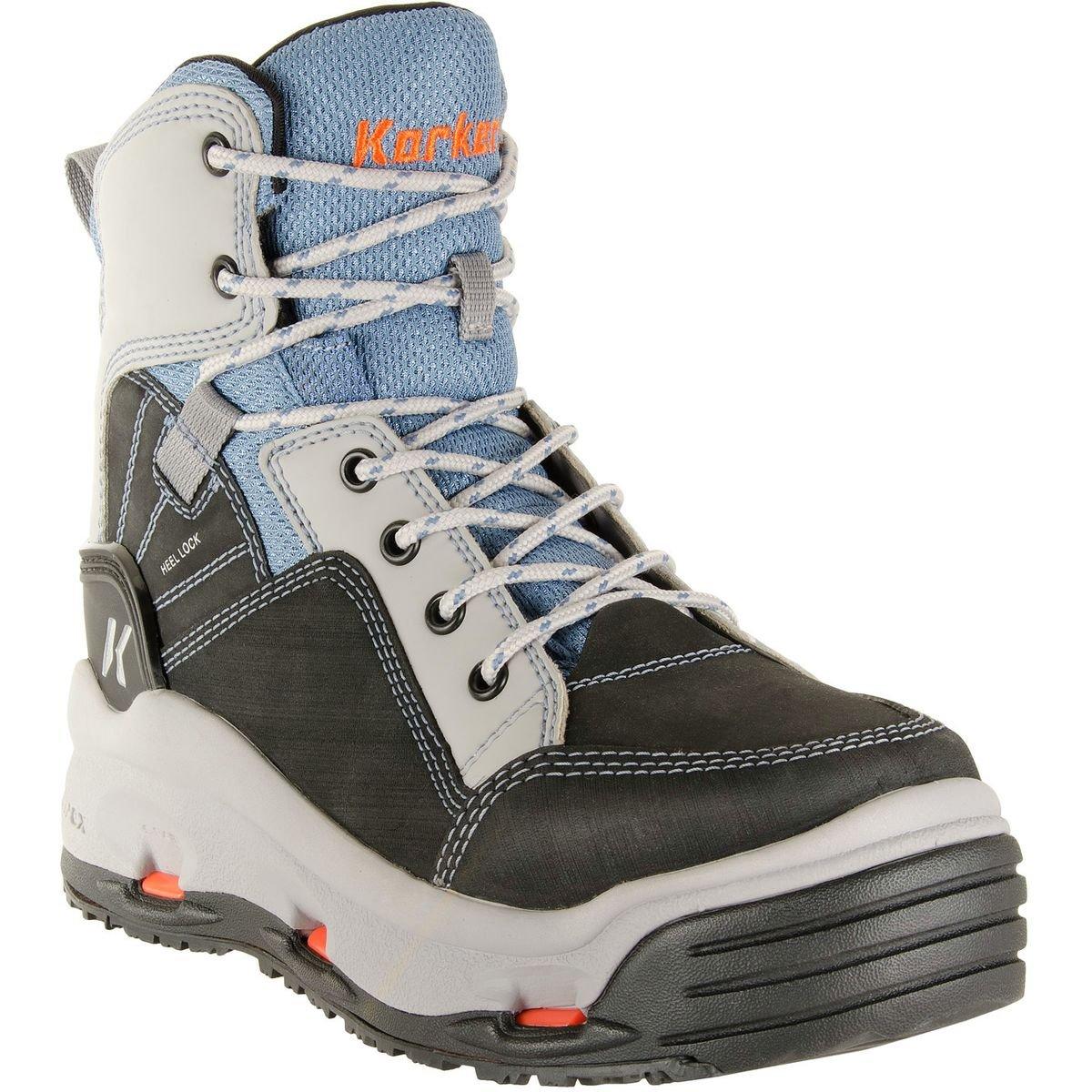 激安本物 KorkersバックスキンメアリーWading Boot ( 8、kling-on ( & & kling-onスタッズ) B01N6HO5KE B01N6HO5KE, グッドセレクトストアー:acb29f6d --- a0267596.xsph.ru