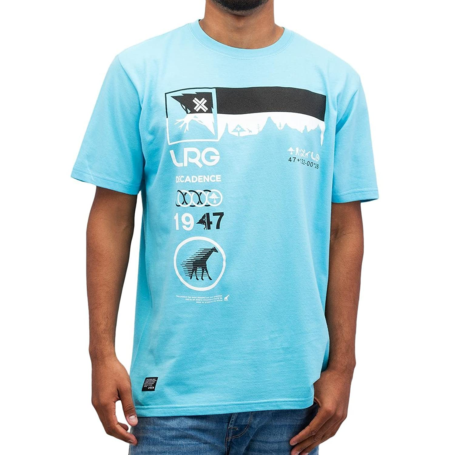 LRG Men's Research Collection Decadence T-Shirt