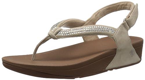 Swirl Amazon Fitflop De Nude Dedo Crystal es Tm Sandalias Sandal q1HIHwBT