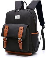 HITOP Casual Waterproof Bookbag High School College Backpacks for Teen Girls Boys
