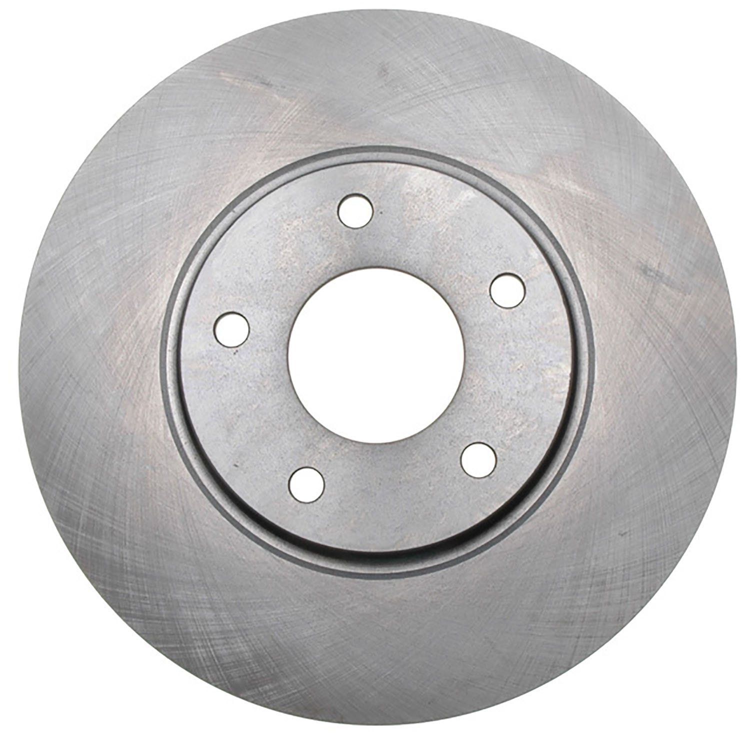 ACDelco 18A2328AC Advantage Coated Front Disc Brake Rotor