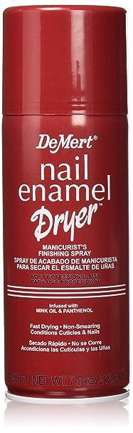 Amazon.com: Demert Nail Enamel Dryer-7.5 oz: Beauty