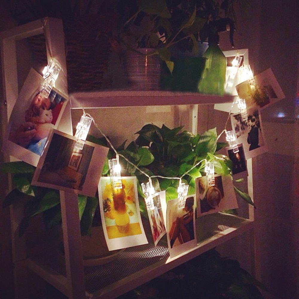 images creative home lighting patiofurn home. Syhonic LED Photo Clip String Lights 5M 20LED Peg Fairy USB Powered For Home Wedding Birthday Valentines Decorations: Amazon.co.uk: Kitchen \u0026 Images Creative Lighting Patiofurn