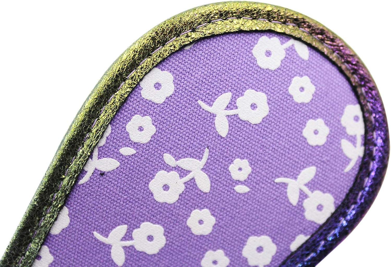 Amazon.com: Zapatillas de verano holográficas para bebés y ...
