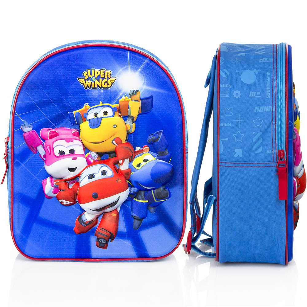 600-8229 Vadobag Zainetto Super Wings 3D