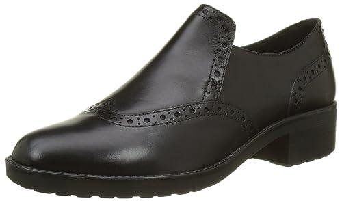 Geox D Ettiene C, Zapatos de Vestir para Mujer: Amazon.es: Zapatos y complementos