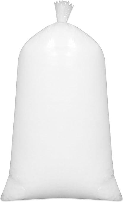 ZOLLNER Relleno para Cojines y Almohadas, 1 kg, Fibra Hueca siliconada: Amazon.es: Hogar