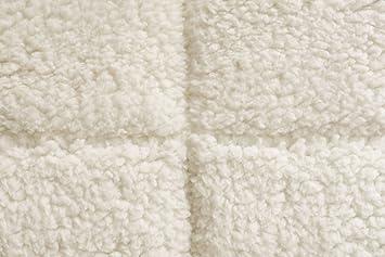 waterproof sherpa futon cover by oakridgetm amazon    waterproof sherpa futon cover by oakridgetm  home      rh   amazon
