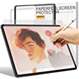 Paperfeel Screen Protector For iPad Air 4 2020 /iPad Pro 11 2020 & 2018, [Install Frame] ambison High Touch Sensitivity…
