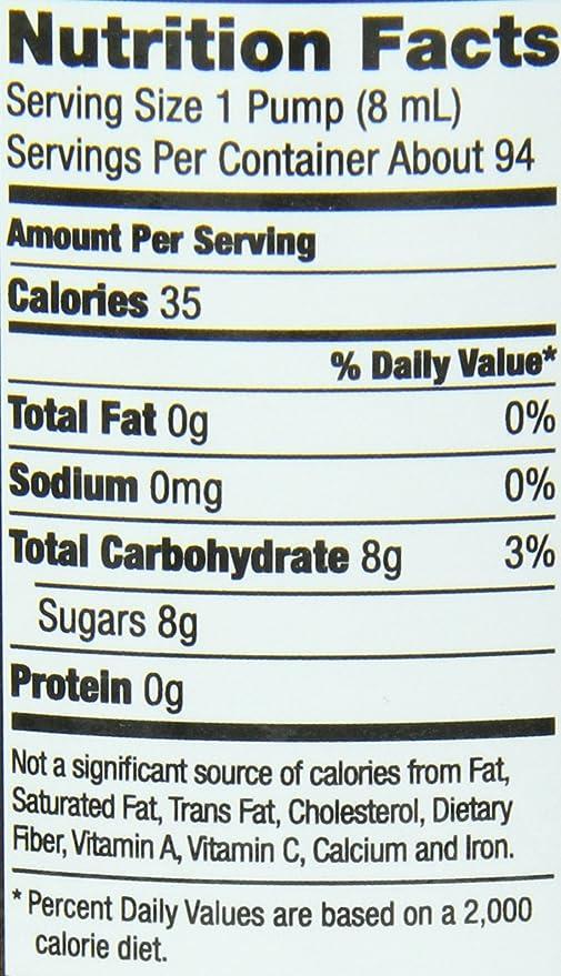 Amoretti Premium Syrup, Dulce De Leche, 25.4 Ounce: Amazon.es: Alimentación y bebidas