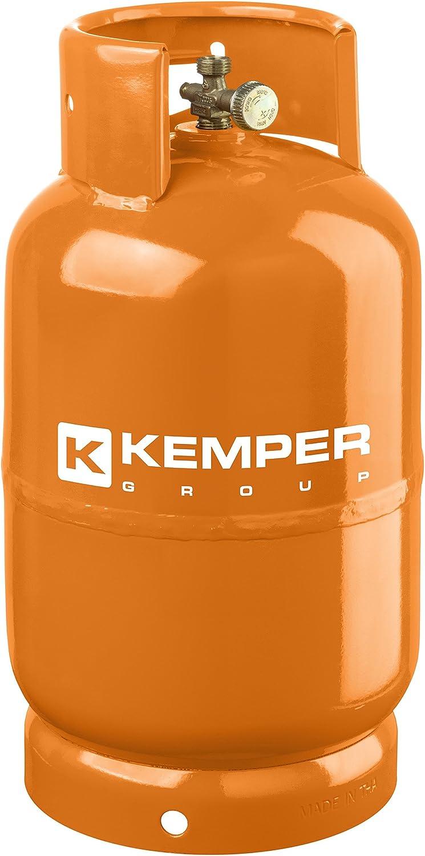 Kemper 1162 - Botella Vacía Kg 5, Ataque Italiano, Orange ...