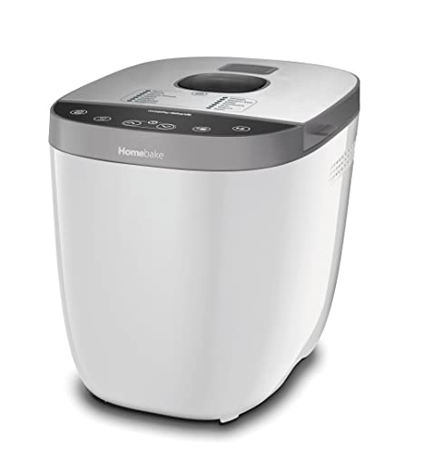Morphy Richards Panificadora Homebake Blanco: Amazon.es: Hogar