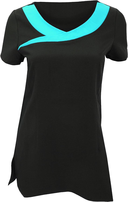 Premier Workwear Damen Ivy Beauty /& Spa Tunic Top