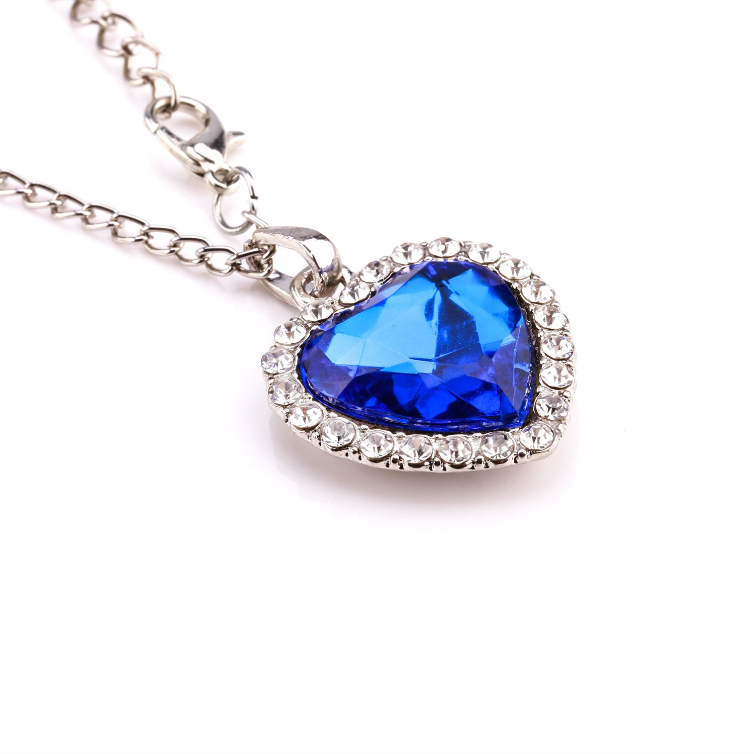 ROSE Jewellery Similar with Titanic Heart of the ocean (blue)