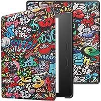 Happy-L Wysokiej jakości walizka Fashion Owl motyl kwiat dmuchawiec wieża Eiffla Design inteligentne etui na tablet z…