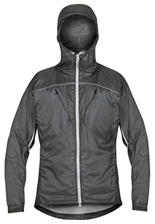 Paramo Directional Clothing Systems Ciclo Light Chaqueta Impermeable, Hombre, Rock Grey, S: Amazon.es: Deportes y aire libre