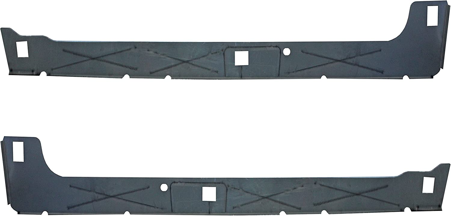 Works With 1999-2007 Chevy Silverado Extended Cab Inner Rocker Panel Pair Motor City Sheet Metal