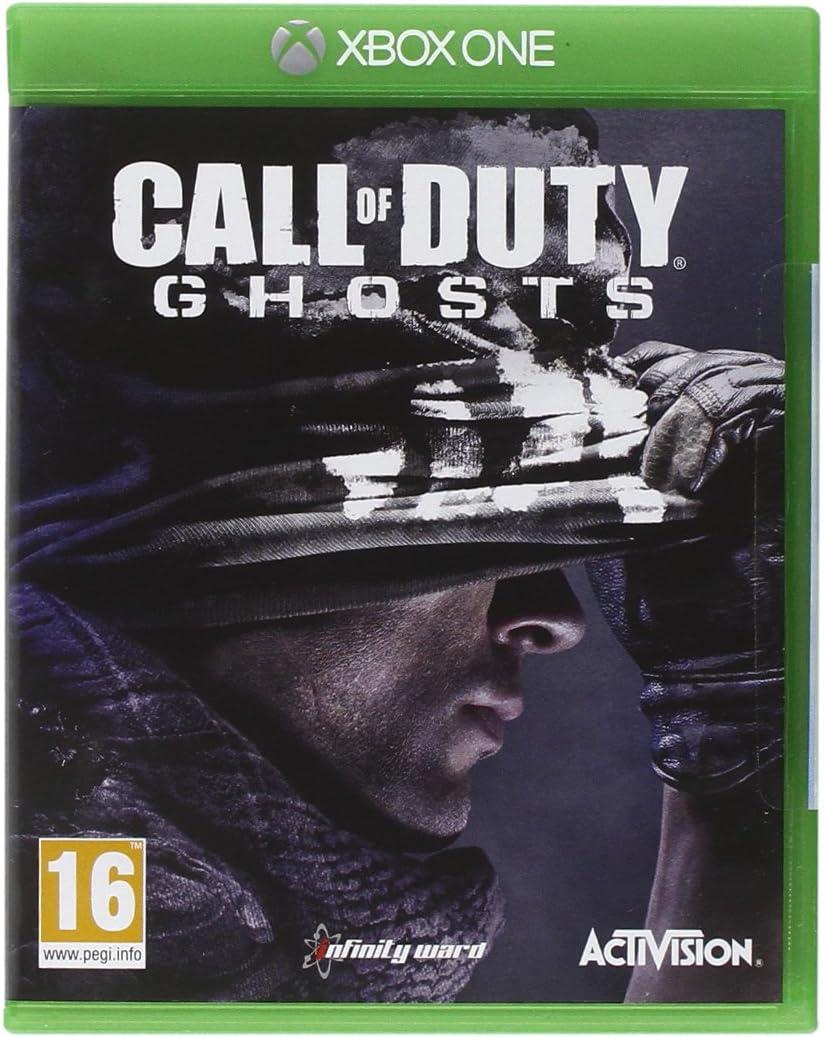 Activision Call of Duty: Ghosts, Xbox One Básico Xbox One Inglés vídeo - Juego (Xbox One, Xbox One, FPS (Disparos en primera persona), Modo multijugador, M (Maduro), Soporte físico): Amazon.es: Videojuegos