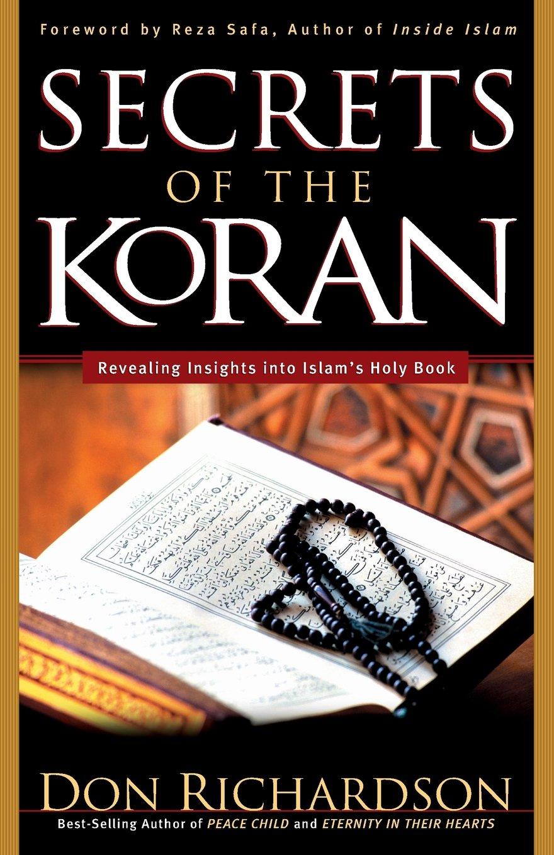 The secrets of the koran richardson don 9780764215629 amazon com books