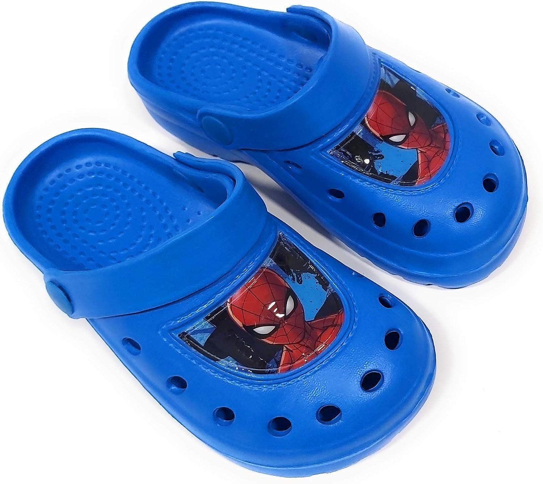 Spiderman Sabots de plage pour enfant