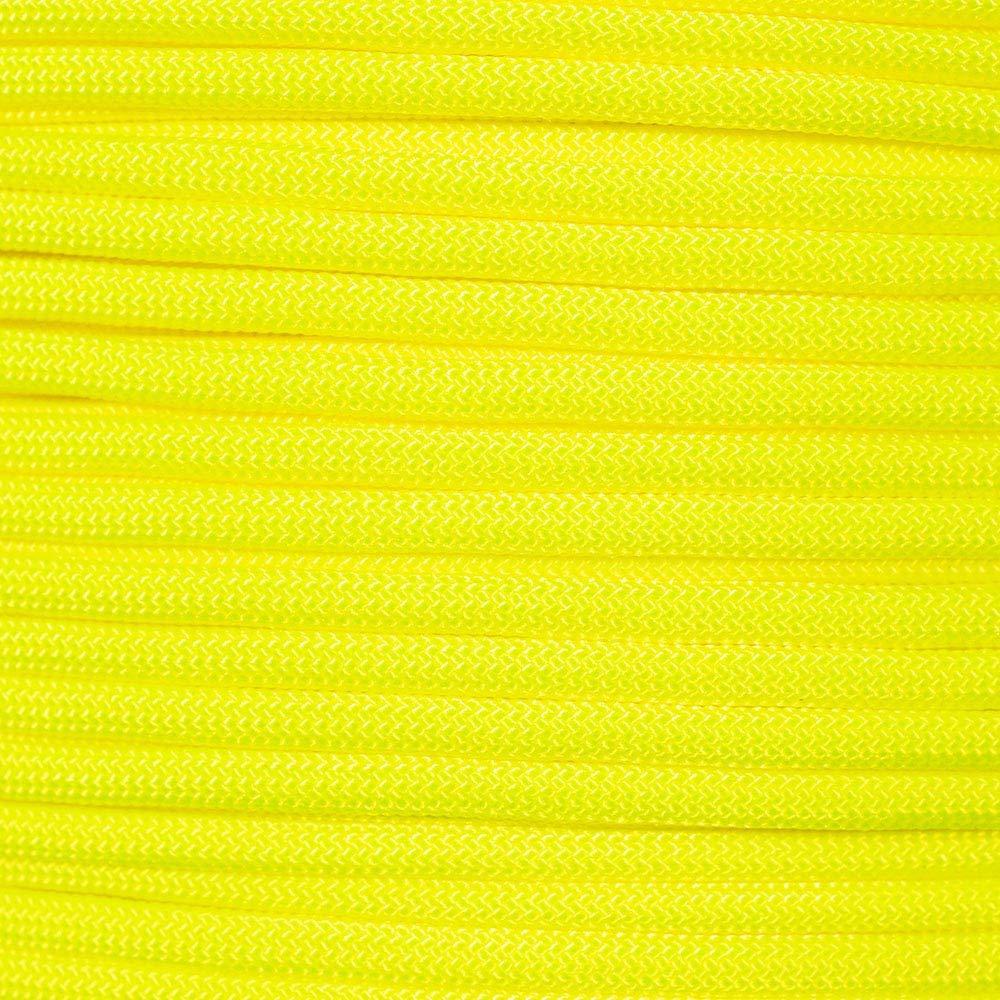 Paracord Planet タイプ III 7 ストランド Planet 550パラコード -アメリカ製 7 Yellow) - 在庫最大 B00I5RRSF0 イエロー(Safety Yellow) 50 Feet 50 Feet|イエロー(Safety Yellow), イナザワシ:907fcbae --- samudradata.com