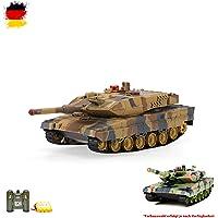 HSP Himoto RC German Leopard II A5 Char