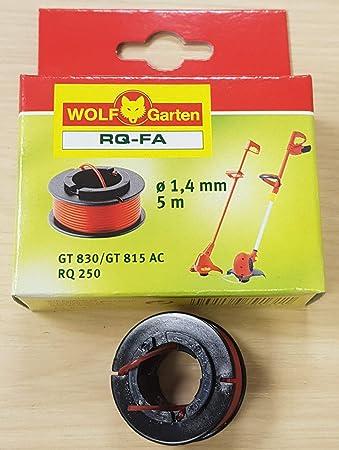 Fadenspule Passend Fur Wolf Garten Rq 250 Gt 830 P 507 Li Ion Power Gt 815 Gt 815 Ac Amazon De Baumarkt