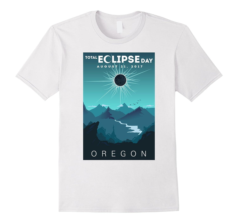 Total Solar Eclipse Oregon 2017 T Shirt | Total Eclipse Tee-BN