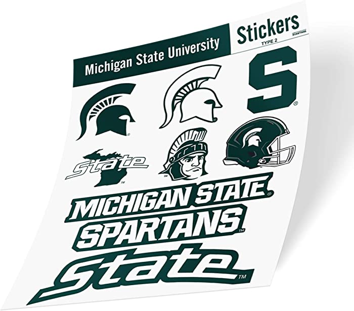 Top 10 Small Michigan Laptop Decal
