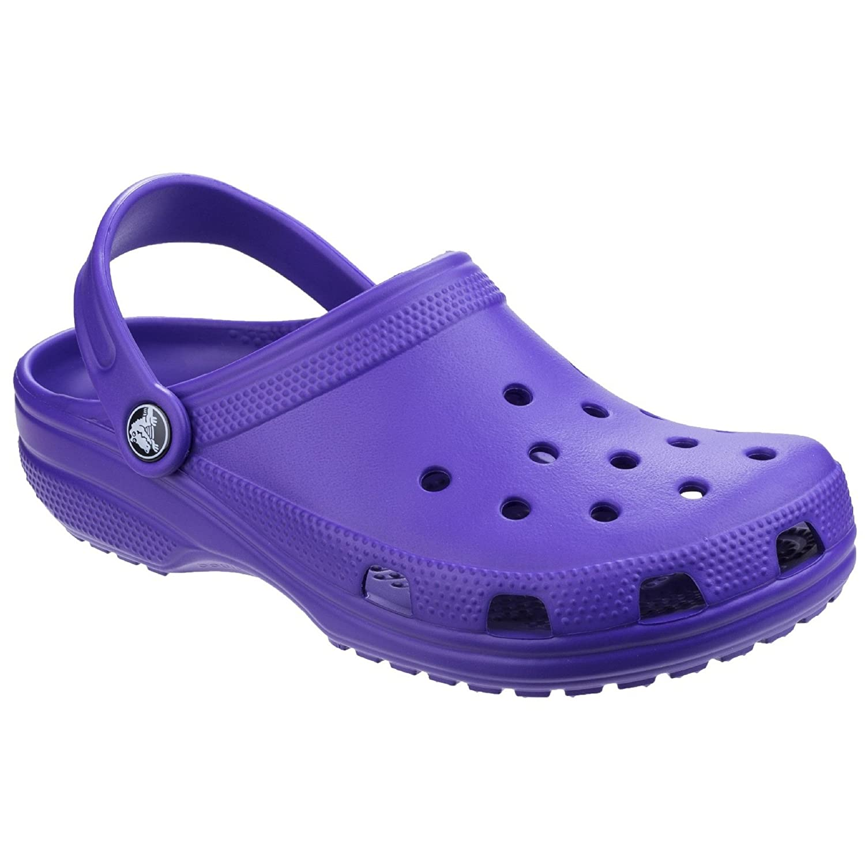 crocs Classic, Unisex-Erwachsene Clogs Ulltraviolet (10001-506) 2018 Letztes Modell  Mode Schuhe Billig Online-Verkauf